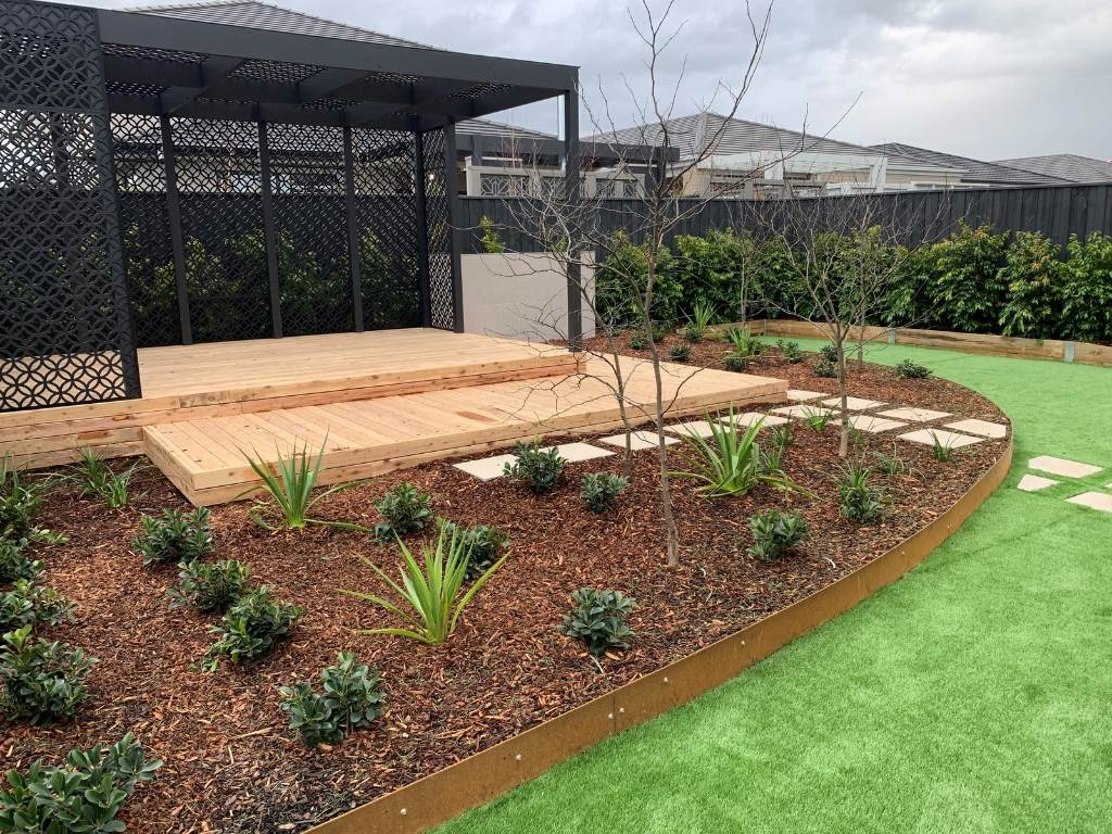 Landscaping in South East Melbourne
